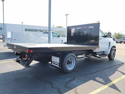 2021 Silverado 4500 Regular Cab DRW 4x2,  Monroe Truck Equipment Platform Body #M1601 - photo 2