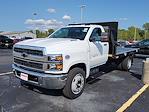 2021 Silverado 4500 Regular Cab DRW 4x2,  Monroe Truck Equipment Platform Body #M1601 - photo 8