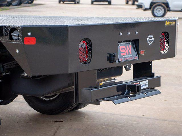 2021 GMC Sierra 3500 Crew Cab 4x2, Dealers Truck Equipment Platform Body #G221644 - photo 10