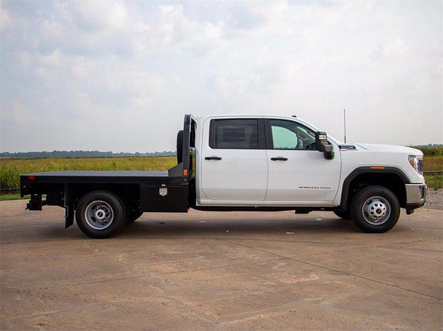 2021 GMC Sierra 3500 Crew Cab 4x2, Dealers Truck Equipment Platform Body #G221644 - photo 13