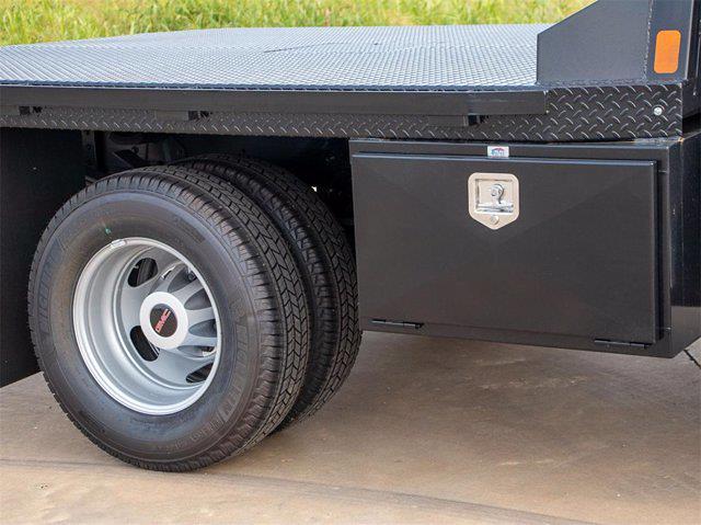 2021 GMC Sierra 3500 Crew Cab 4x2, Dealers Truck Equipment Platform Body #G221644 - photo 14