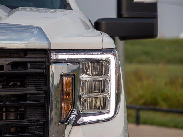 2021 GMC Sierra 3500 Crew Cab 4x2, Dealers Truck Equipment Platform Body #G221644 - photo 4