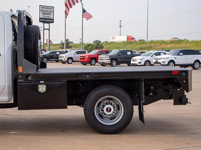 2021 GMC Sierra 3500 Crew Cab 4x2, Dealers Truck Equipment Platform Body #G221644 - photo 7