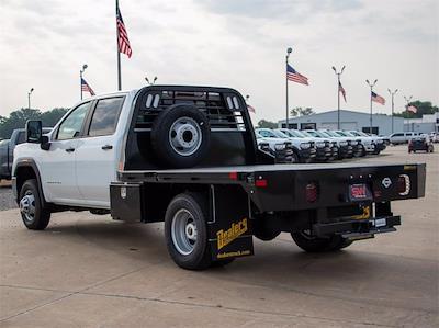 2021 GMC Sierra 3500 Crew Cab 4x2, Dealers Truck Equipment Platform Body #G221644 - photo 2