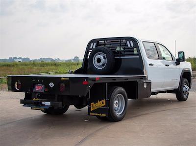 2021 GMC Sierra 3500 Crew Cab 4x2, Dealers Truck Equipment Platform Body #G221644 - photo 12
