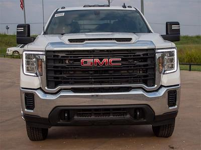2021 GMC Sierra 3500 Crew Cab 4x2, Dealers Truck Equipment Platform Body #G221644 - photo 3