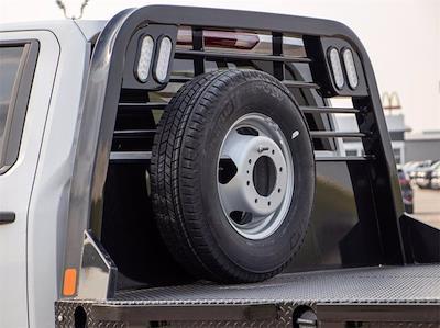 2021 GMC Sierra 3500 Crew Cab 4x2, Dealers Truck Equipment Platform Body #G221644 - photo 9