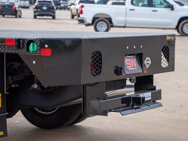 2021 GMC Sierra 3500 Crew Cab 4x4, Dealers Truck Equipment Platform Body #G222160 - photo 10