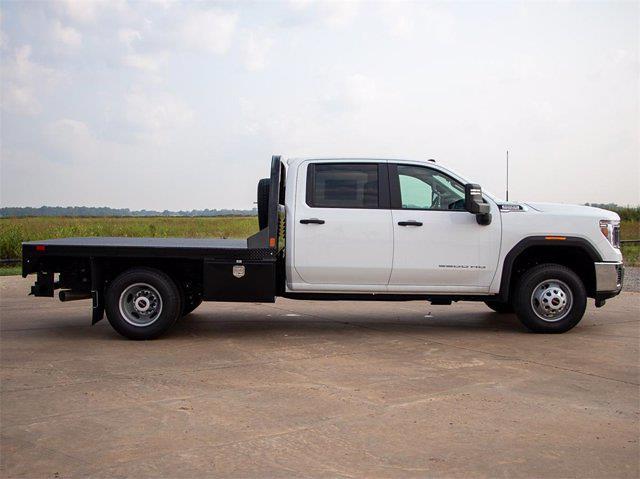2021 GMC Sierra 3500 Crew Cab 4x4, Dealers Truck Equipment Platform Body #G222160 - photo 13