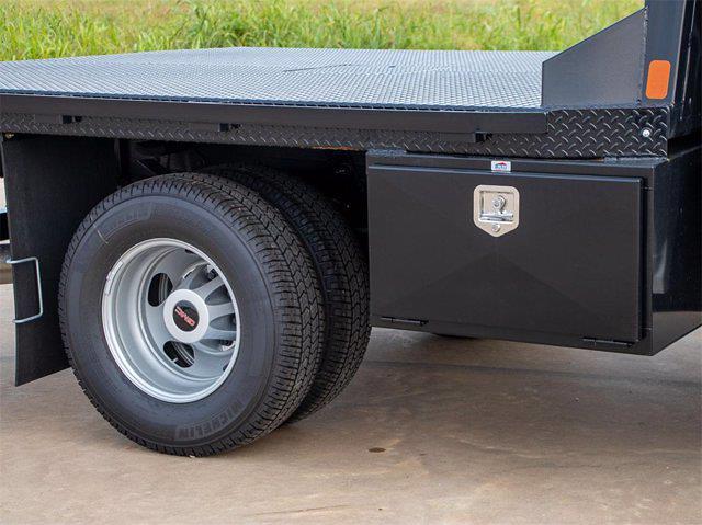 2021 GMC Sierra 3500 Crew Cab 4x4, Dealers Truck Equipment Platform Body #G222160 - photo 14