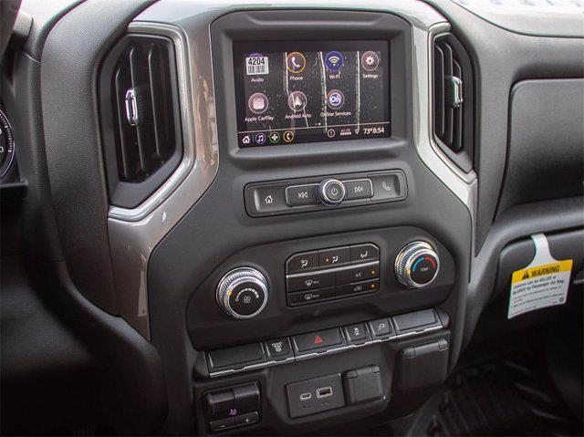 2021 GMC Sierra 3500 Crew Cab 4x4, Dealers Truck Equipment Platform Body #G222160 - photo 30