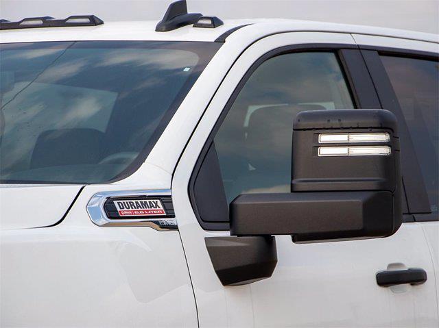 2021 GMC Sierra 3500 Crew Cab 4x4, Dealers Truck Equipment Platform Body #G222160 - photo 5