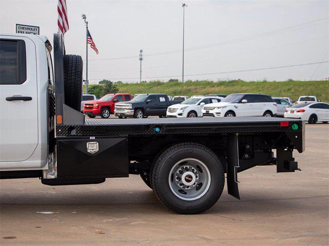 2021 GMC Sierra 3500 Crew Cab 4x4, Dealers Truck Equipment Platform Body #G222160 - photo 7