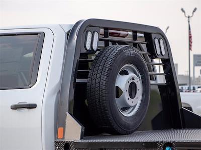 2021 GMC Sierra 3500 Crew Cab 4x4, Dealers Truck Equipment Platform Body #G222160 - photo 9