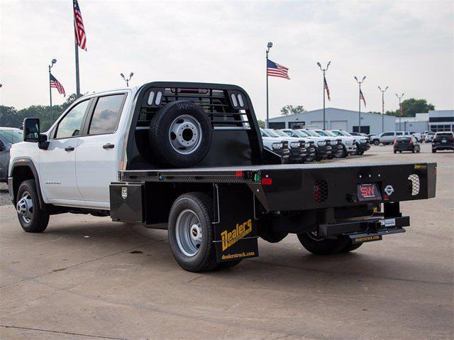 2021 GMC Sierra 3500 Crew Cab 4x4, Dealers Truck Equipment Platform Body #G222183 - photo 1