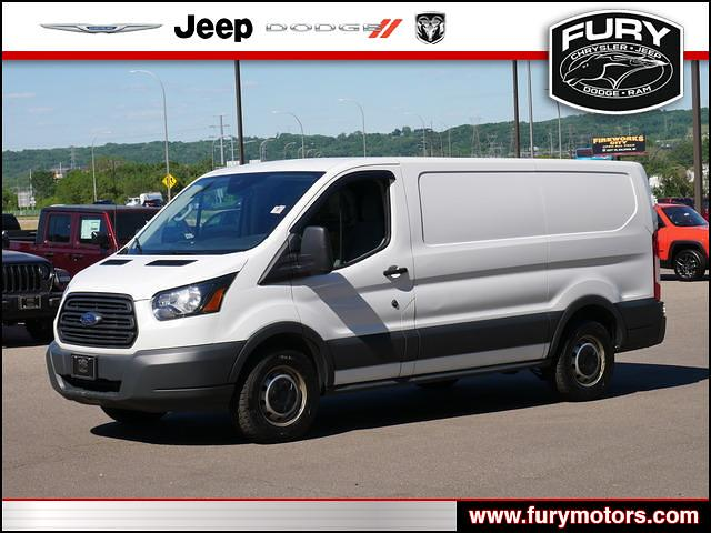 2018 Ford Transit 150 Low Roof 4x2, Upfitted Cargo Van #Q11878 - photo 1
