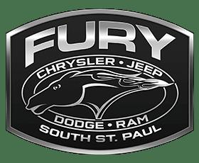 Fury Chrysler Jeep Dodge Ram South St. Paul logo