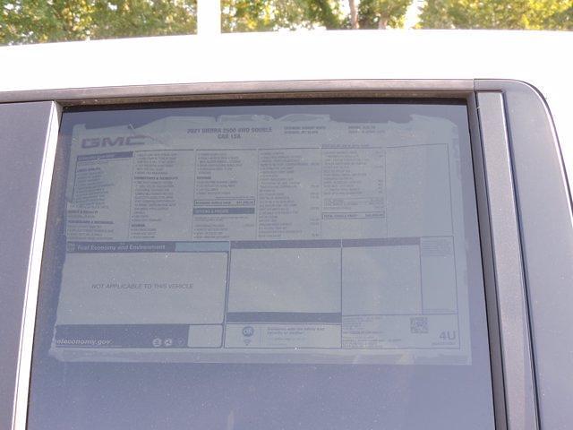 2021 Sierra 2500 Double Cab 4x4,  Reading Service Body #619721 - photo 39
