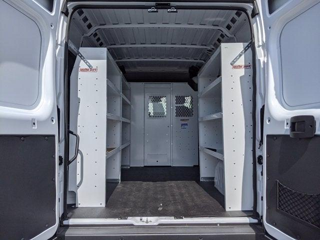 2021 Ram ProMaster 1500 High Roof FWD, Weather Guard Upfitted Cargo Van #21025X - photo 1