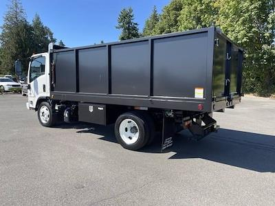 2020 LCF 5500XD Regular Cab DRW 4x2,  PMI Truck Bodies Landscape Dump #V10506 - photo 2