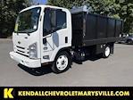 2020 LCF 5500XD Regular Cab DRW 4x2,  PMI Truck Bodies Landscape Dump #V10506 - photo 1