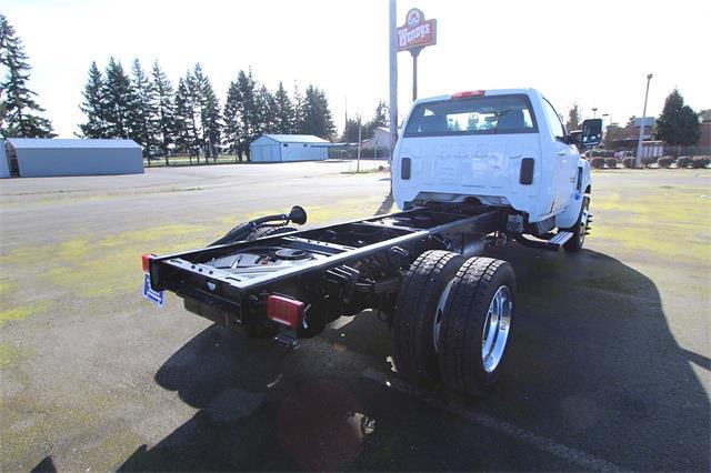 2021 Chevrolet Silverado 6500 Regular Cab DRW 4x2, Rugby Dump Body #V10508 - photo 1