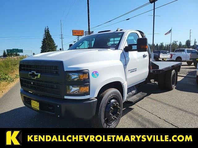 2021 Chevrolet Silverado 4500 Regular Cab DRW 4x2, CM Truck Beds Cab Chassis #V10511 - photo 1