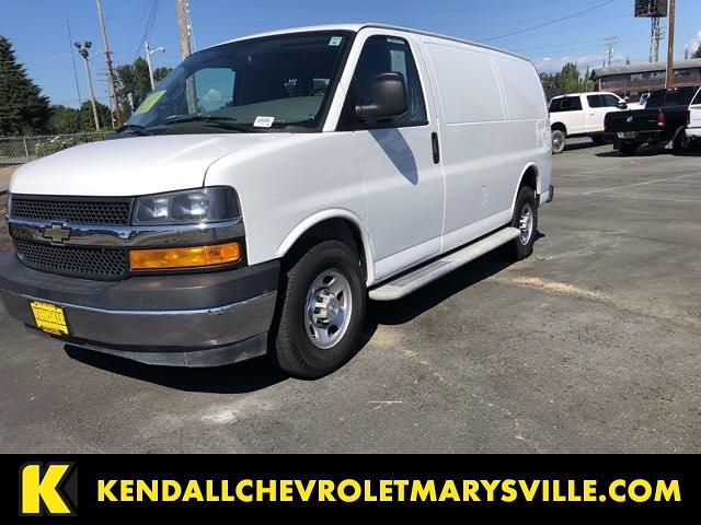 2018 Chevrolet Express 2500 4x2, Empty Cargo Van #VU1545 - photo 1