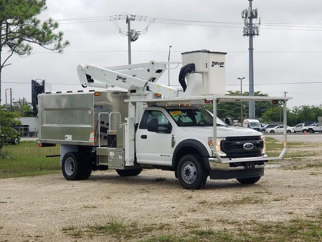 2021 Ford F-600 Regular Cab DRW 4x4, Voth Truck Bodies Chipper Body #N21022H - photo 1