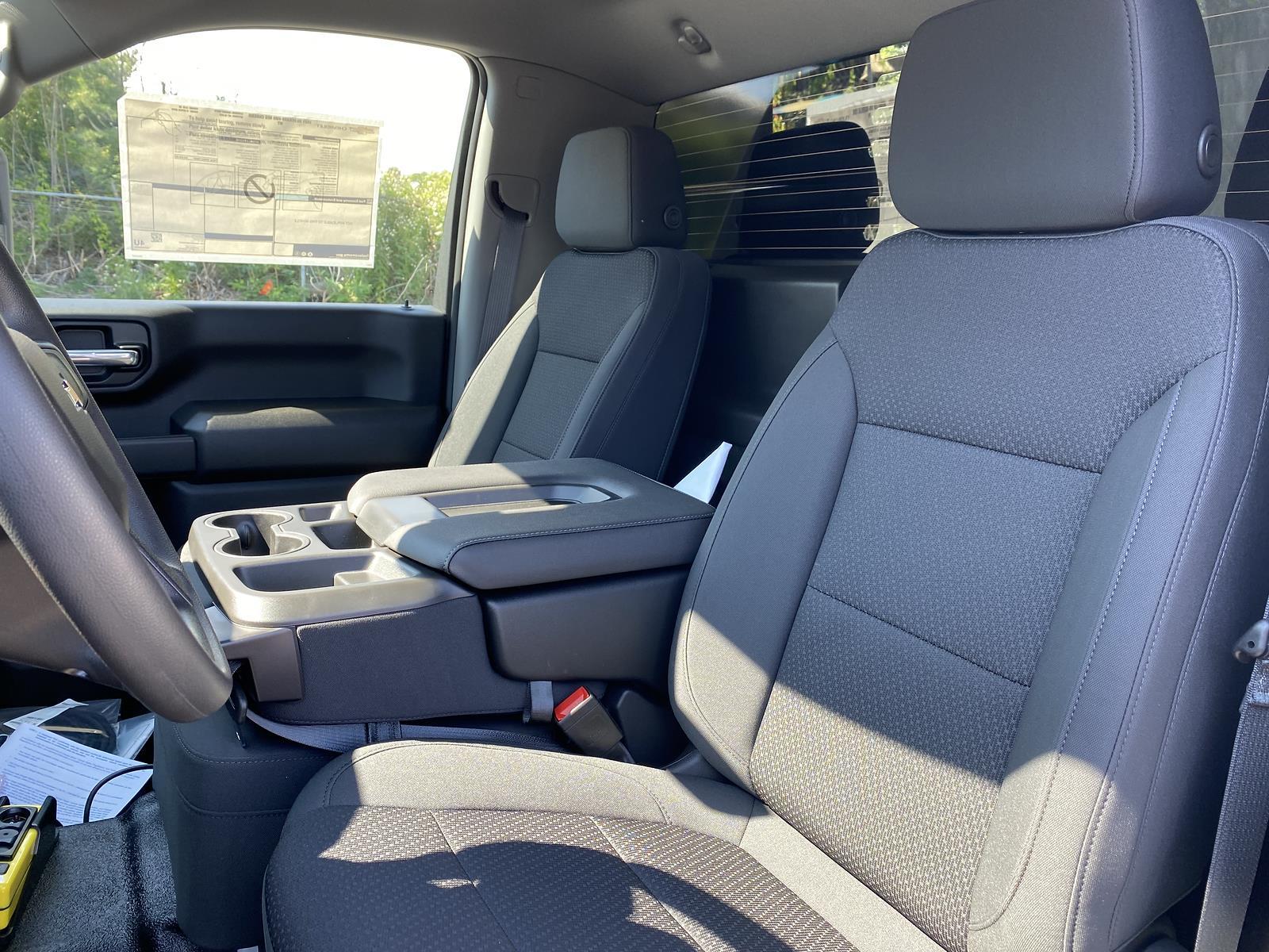 2021 Silverado 3500 Regular Cab 4x4,  Air-Flo Dump Body #W21550 - photo 6