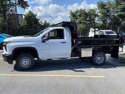 2021 Silverado 3500 Regular Cab 4x4,  Air-Flo Dump Body #W21550 - photo 4