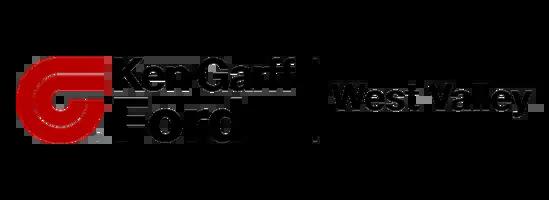 Ken Garff West Valley Ford logo