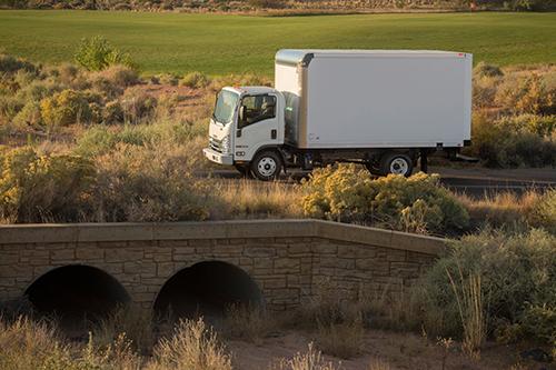 Isuzu Dry Freight