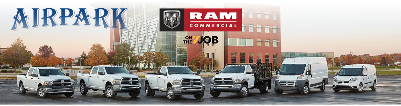 Airpark Commercial Vehicles