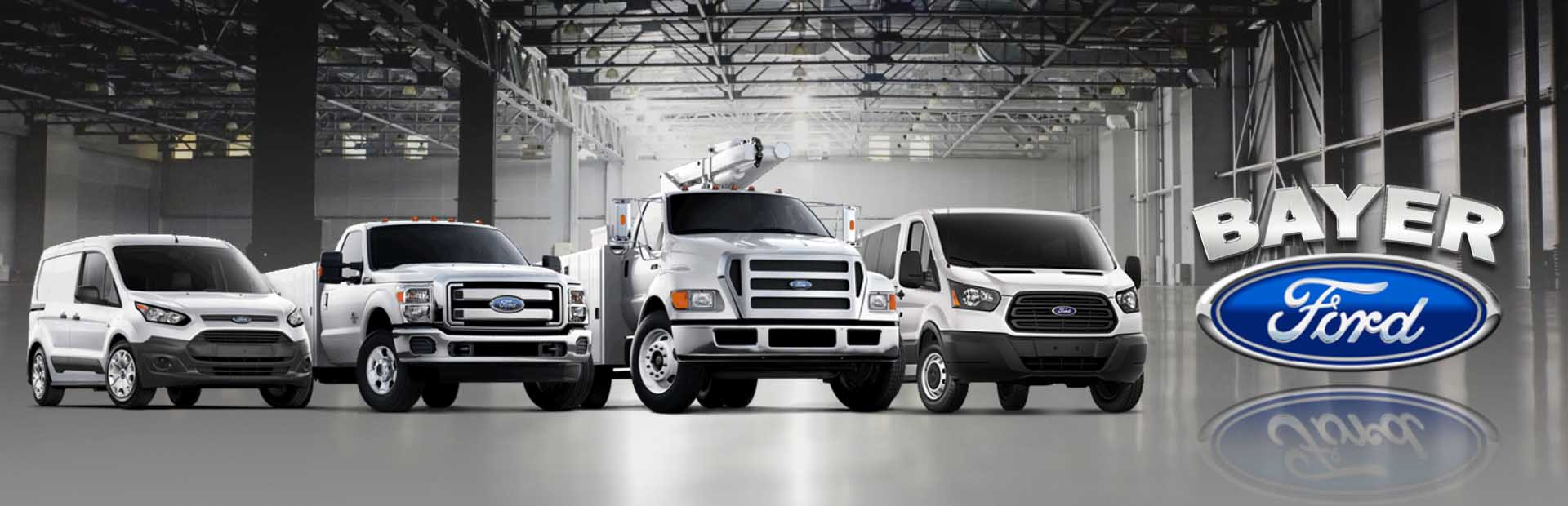 Bayer Ford Commercial Vehicles