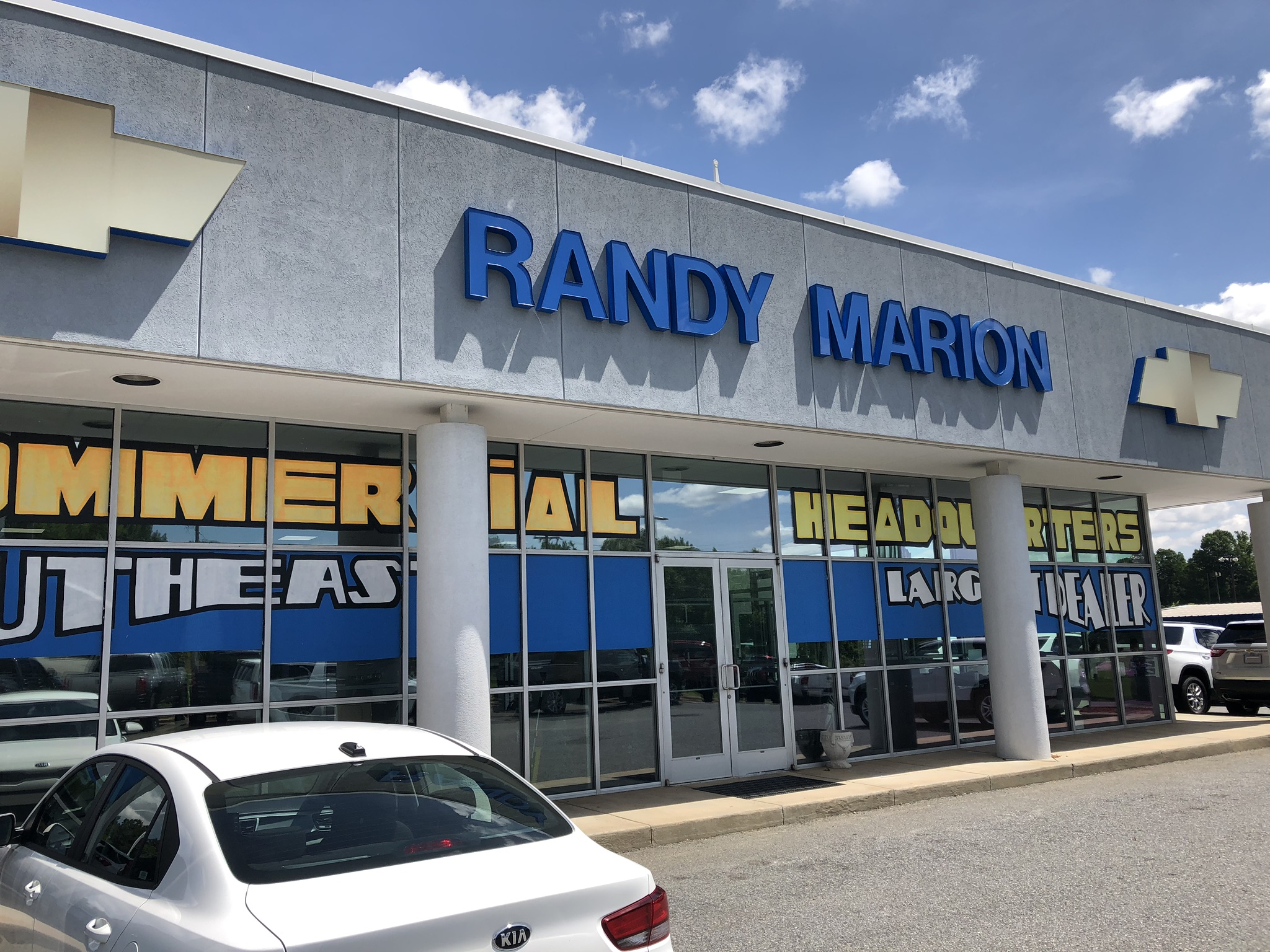 Randy Marion Chevrolet Mooresville Commercial Work Trucks And Vans
