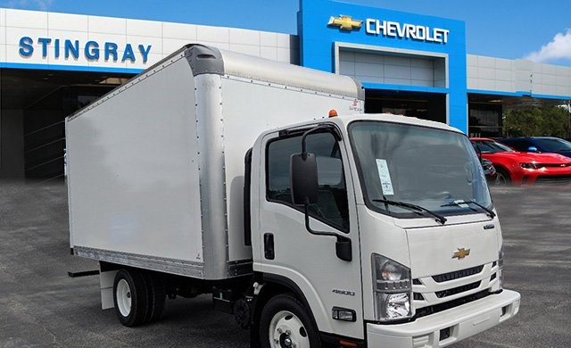 Low Cab Forward at Stingray Chevrolet in Plant City, FL
