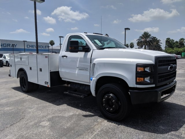 2019 Medium Duty Silverado at Stingray Chevrolet in Plant City, Florida
