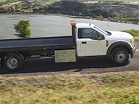 Towing Work Trucks from Larry H. Miller Ford in Mesa AZ
