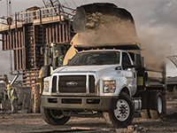 Asphalt Work Trucks from Larry H. Miller Ford in Mesa AZ