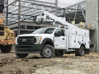 Construction Work Trucks from Larry H. Miller Ford in Mesa AZ