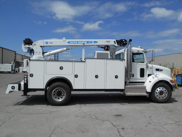 Sample AutoCrane Truck