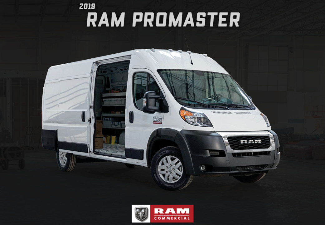 RAM ProMaster Van
