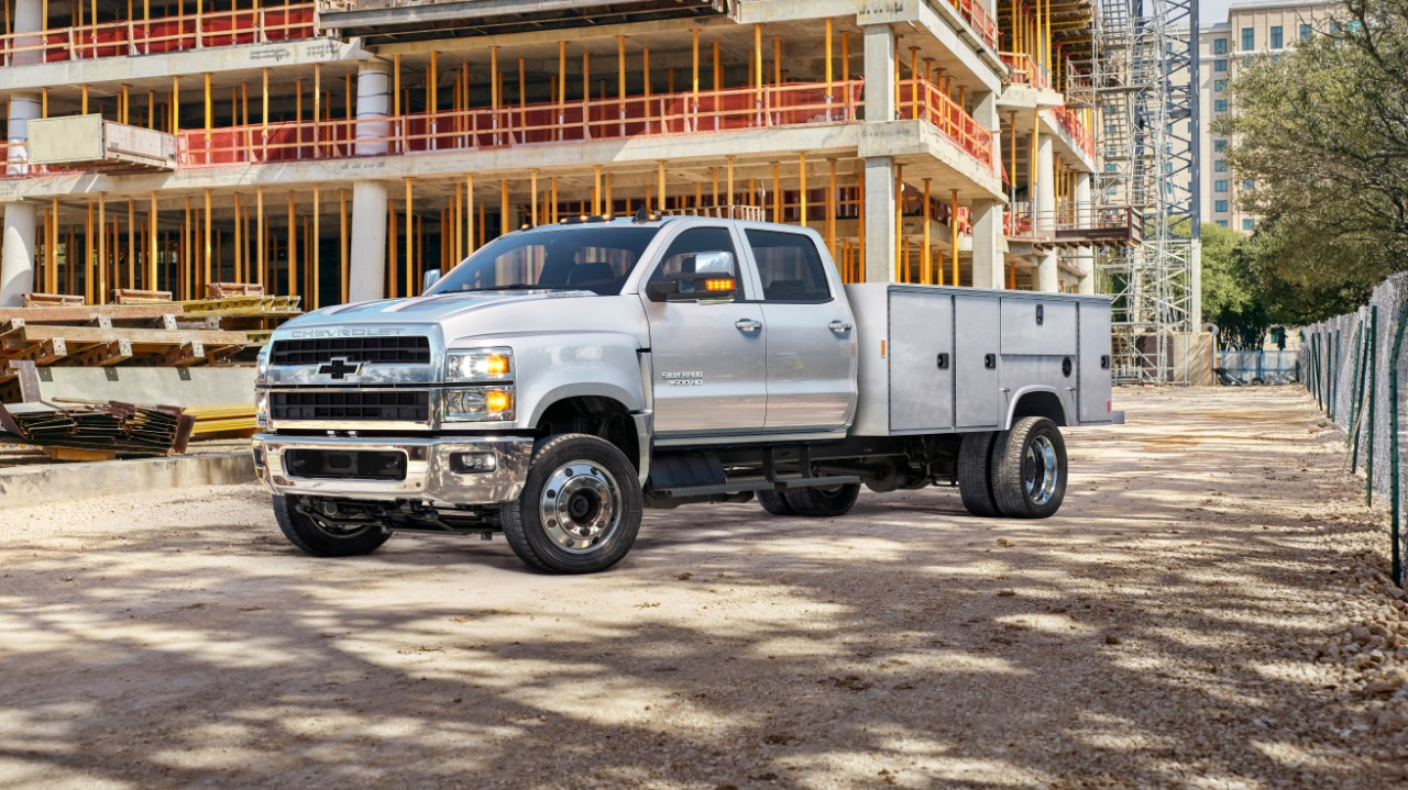 Jeff Gordon Chevrolet in Wilmington, NC Used Work Truck Inventory Search Results