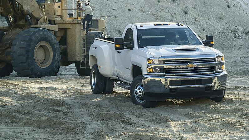 Jeff Gordon Chevrolet in Wilmington, NC New Work Truck Inventory Search Results
