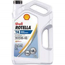 Shell T4 Oil