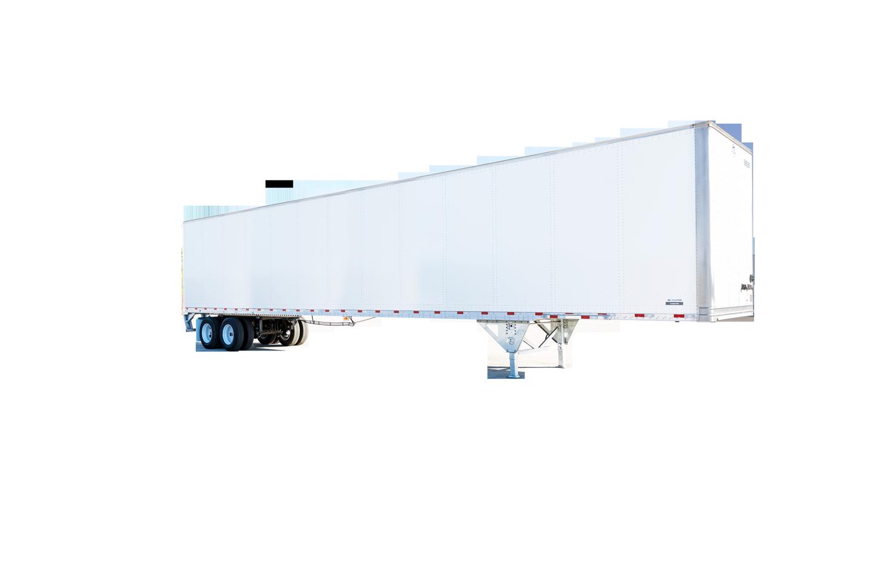 2020 Hyundai Composite Dry Van Trailer generic