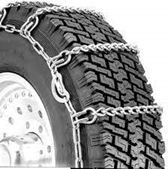 Peerless Single Cam pair/ tire chains