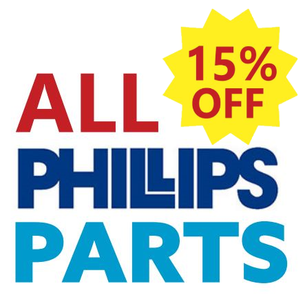 15% Off All Phillips Parts