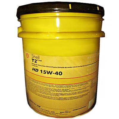 Shell Rotella T2 Oil